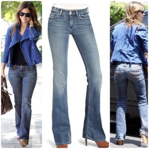 7FAM Flynt Bootcut Stretch Jeans